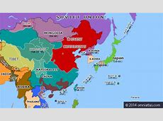 Communist Victory in Northern China Historical Atlas of