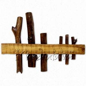 Buy room decoration wall hanging made from abstract wood