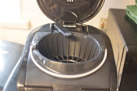 Do not immerse the base or tank in water. Caring For Your Coffee Maker: How to Clean Hamilton Beach ...