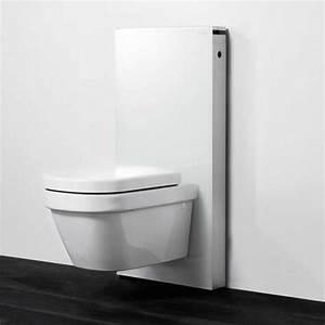 Geberit Monolith Wc : geberit monolith wc frame cistern sanctuary bathrooms ~ Frokenaadalensverden.com Haus und Dekorationen