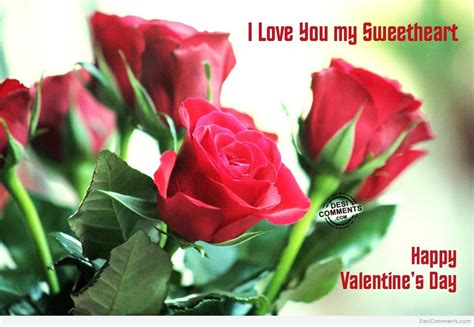 happy valentines day my sweetheart i you my sweetheart happy s day