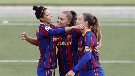 Real Madrid 0-4 Barcelona femenino: resumen, goles y ...