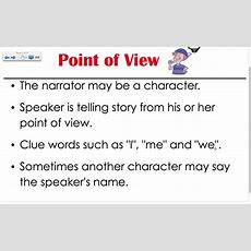Point Of View (3rd Grade) Youtube
