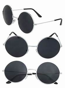 Lunette Soleil Ronde Homme : lunettes de soleil homme rondes monture optique et lunette ~ Nature-et-papiers.com Idées de Décoration