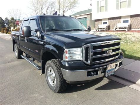 how cars run 2005 ford f250 electronic throttle control purchase used 2005 ford f 250 super duty lariat crew cab pickup 4 door 6 0l in colorado springs