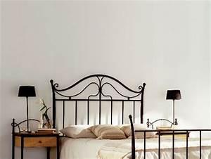 Tete De Lit En Fer Forgé : t te de lit lola en fer forg meuble design pour la chambre le monde du lit ~ Teatrodelosmanantiales.com Idées de Décoration