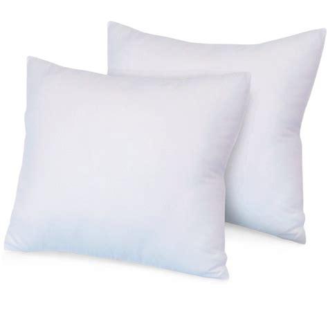 white sofa with colorful pillows and white throw pillows tuscany linen white 17x17