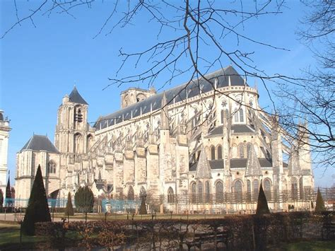 cath 233 drale etienne bourges 1250 structurae