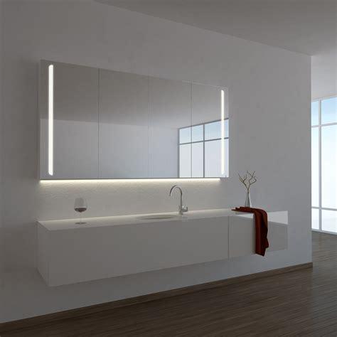 Badezimmer Spiegelschrank Hochwertig spiegelschrank ogrel mit led beleuchtung bad