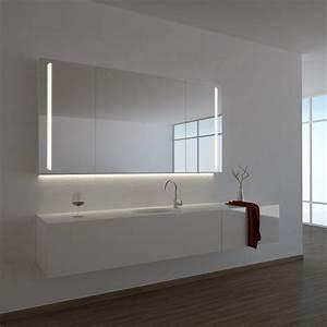 Bilder Mit Led : spiegelschrank ogrel mit led beleuchtung bad ~ Kayakingforconservation.com Haus und Dekorationen
