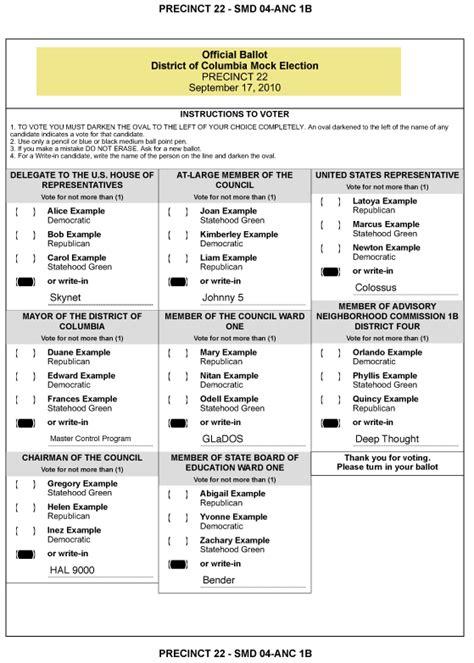 election ballot template shatterlioninfo