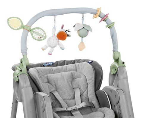 chaise haute 3en1 polly magic chicco highchair polly magic relax 2018 dove grey buy at