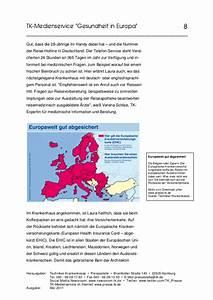 Techniker Krankenkasse Abrechnung : tk medienservice gesundheit in europa 5 2011 ~ Themetempest.com Abrechnung