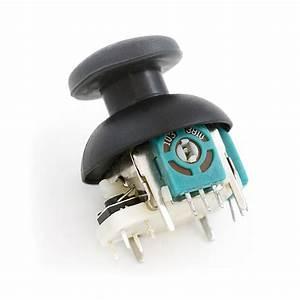 Thumb Joystick COM 09032 SparkFun Electronics