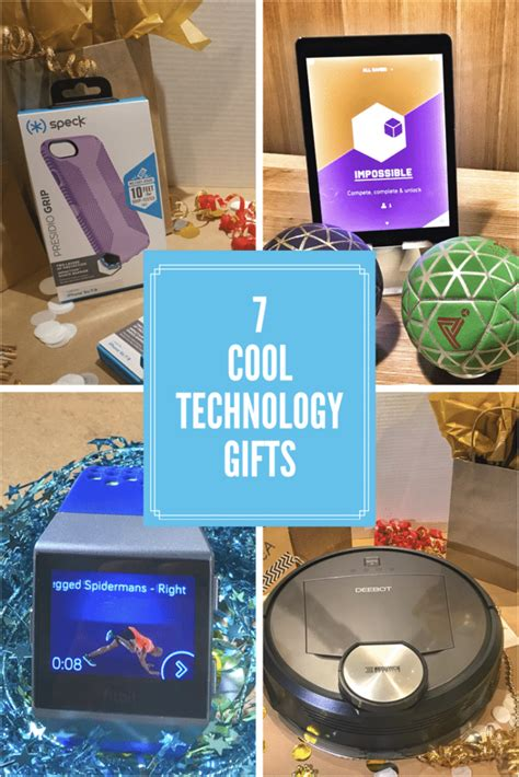 7 Cool Technology Gifts for Christmas 2017 - Mommy Travels