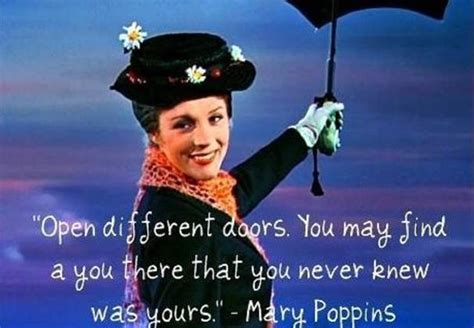 mary poppins quotes   surprisingly insightful