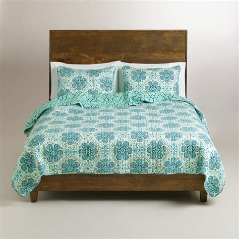 34398 world market bedding nomad tiles bedding collection world market