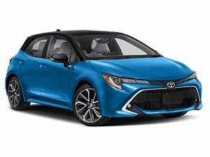 New 2021 Toyota Corolla Hatchback Xse Manual 4dr Car Fwd