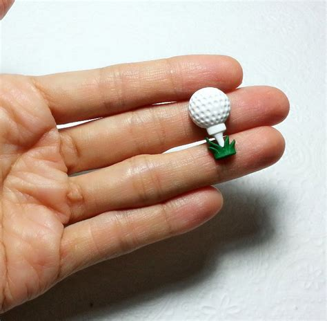 miniature golf ball tee silicone mold mould mm