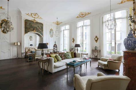 How To Achieve Classic French Style Interiors