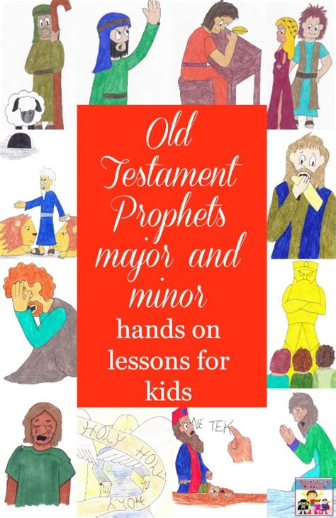 For Toddlers by Testament Prophets For