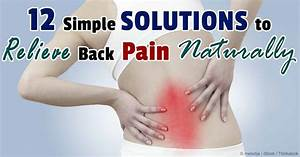 Safe And Effective Treatment For Back Pain