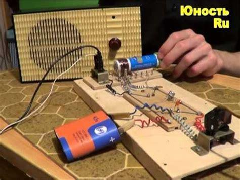Радиоприемник своими руками который не нуждается в батарейках! детекторный приемник. пикабу