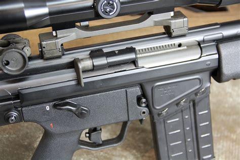 shooting  hk msg  firearm blog