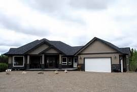 Black And Gray Exterior House In Lakeside Sprucelee Construction Ltd Residential