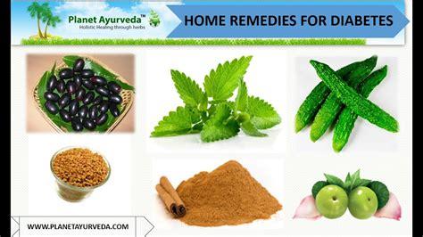 home remedies  diabetes mellitus management herbal