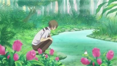 Anime Scenery Landscapes Gifs Screencaps Animated Animation
