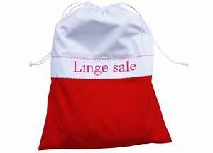 Sac à Linge Sale : grand sac linge sale framboise p 39 tits barons ~ Dailycaller-alerts.com Idées de Décoration