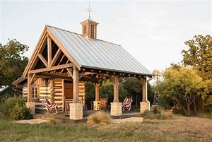 Custom Ranch Home Design - Stephen B Chambers Architects