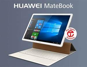 Huawei MateBook HZ W29 2 In 1 Laptop Detachable