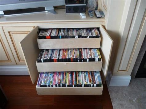 10+ Dvd Storage Ideas For Your Precious Home Cuethat