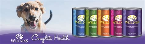 Wellness Complete Health Natural Wet Canned Puppy Food