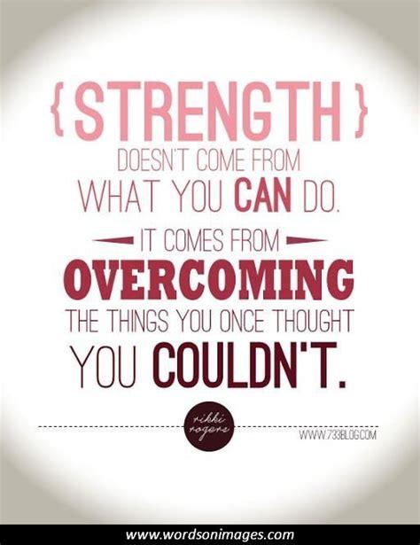 inspirational quotes  strength quotesgram