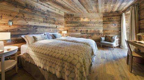 design des chambres à coucher déco chalet montagne 99 idées pour la chambre à coucher