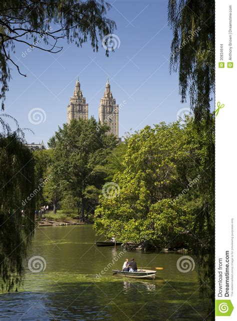 Central Park Boating Price by Boating In Central Park Editorial Stock Image Image