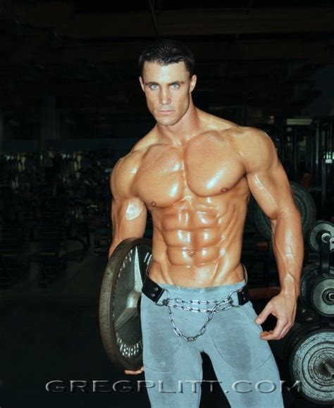 Man Candy The Top 10 Male Fitness Models Blissbabe