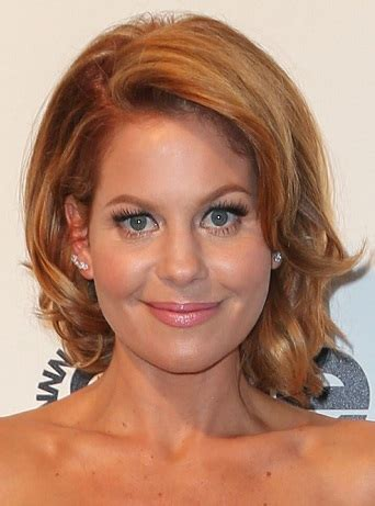 hairstyles candace cameron bure medium layered hairstyle