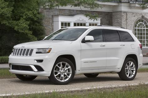 jeep grand cherokee 2016 jeep grand cherokee more power and mpgs less weight