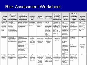 operational risk management worksheet wiildcreative With operational risk assessment template