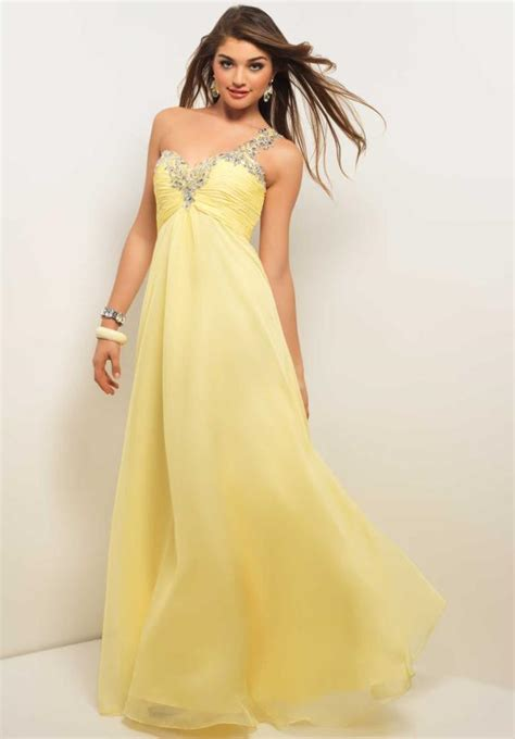light yellow dress yellow prom dresses dressed up