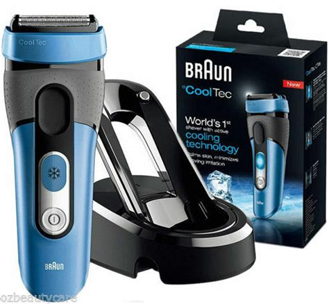 Braun Ct 4s Shaver braun cooltec ct4s s cord cordless electric