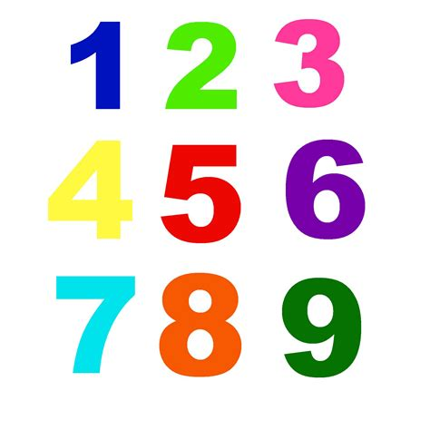 numbers free stock photo domain pictures