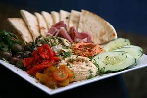 Hummus Platter At Commissary Awesome Welcome To