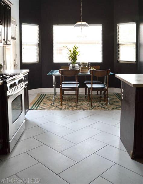 kitchen flooring saga part      reveal