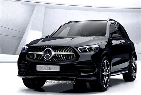 2019 Mercedesbenz Gle Leaked Early Top10cars
