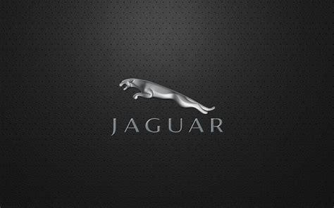 Jaguar Logo On Car